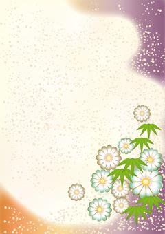 New Year's Pattern Chrysanthemum 17