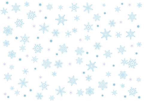 【Eps, png, jpeg】 winter material 130