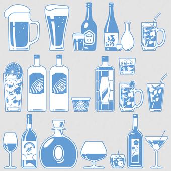 Icon - Drink 2 (monotone)