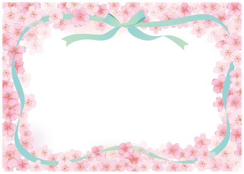 벚꽃의 프레임 12