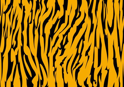 Tiger pattern animals pattern wallpaper fur