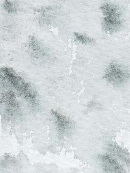 水彩 水彩画 グレー 柄 素材