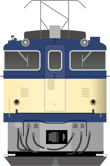 EF 64 type electric locomotive