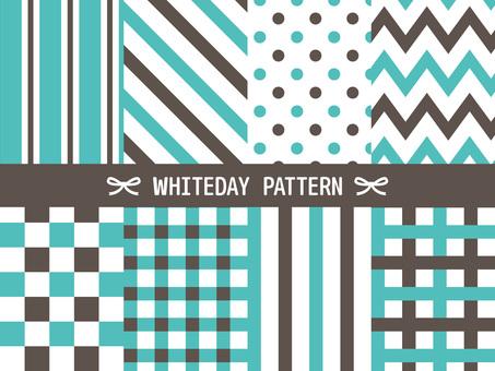 White Day Pattern Summary 2