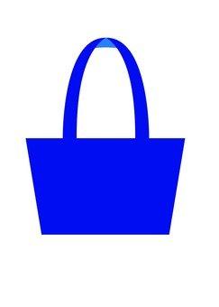 파란 가방