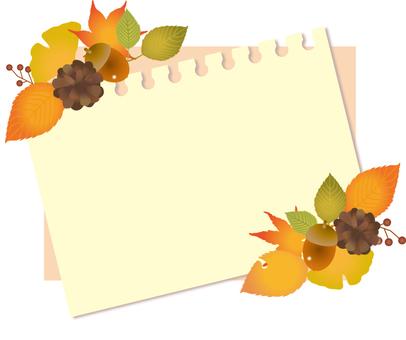Fall Material 1