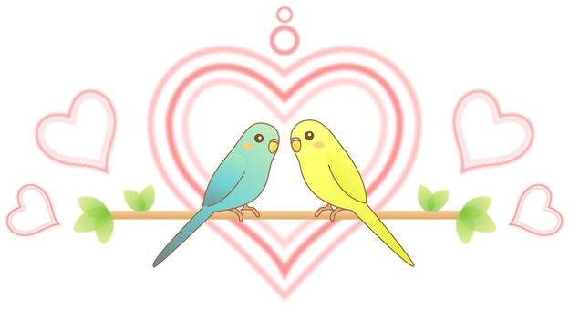 Inko (Blue Yellow) in the heart