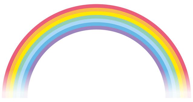 Pastel's rainbow 2