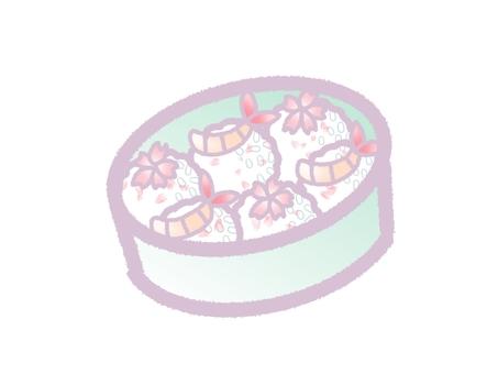 Temari Sushi Temari Sushi Temari Sushi