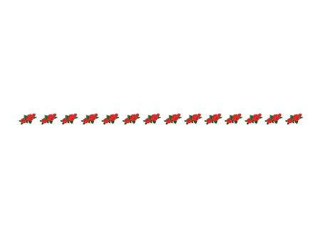 장미 테두리