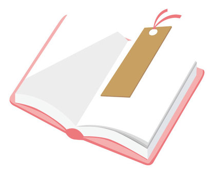 Book icon Pink