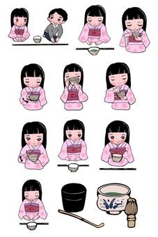 How to order tea ceremony