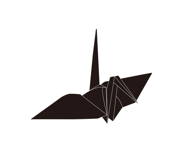 02 crane (black)