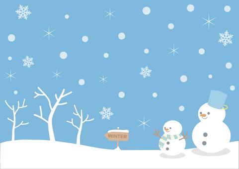 Snowman No.5