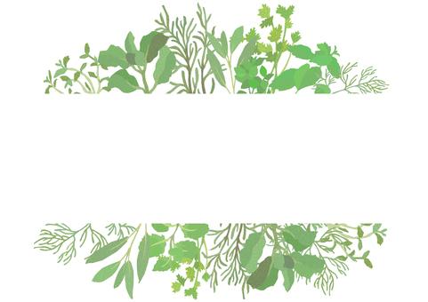 Herb frame 2