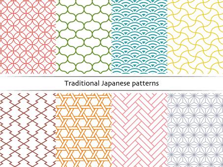 선 일본식 디자인