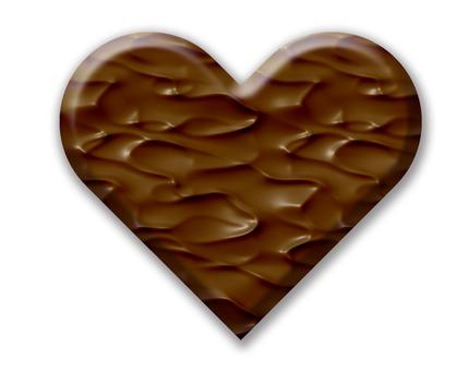 Heart Chocolate 02