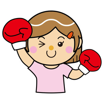 Girl 27_06 (boxing)