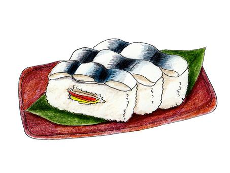 Long story sushi