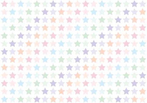Star Background Star ★ Pastel 2