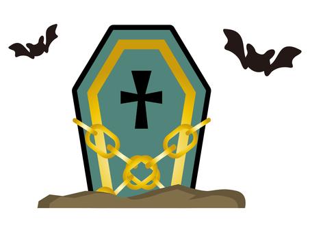 Buried trap