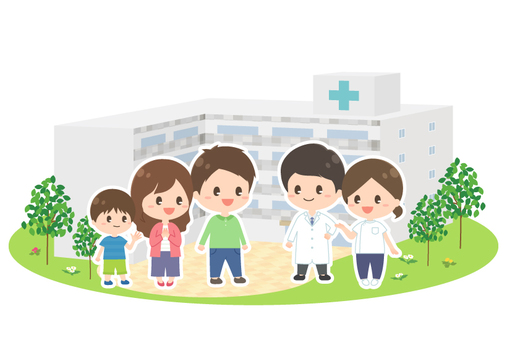 Families guided by hospital