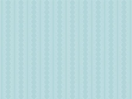 Frill Pattern Wallpaper (Blue Gray)