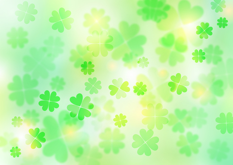 Clover material 41