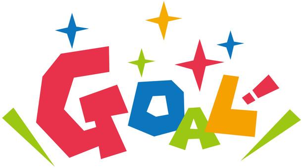 GOAL goals! ☆ Pop logo icon