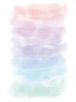 水彩漸變紫色