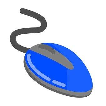 마우스 (블루)