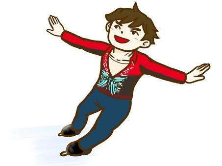 스케이팅 남자 02