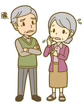 Family: A_ Old couple _ trouble 02FS