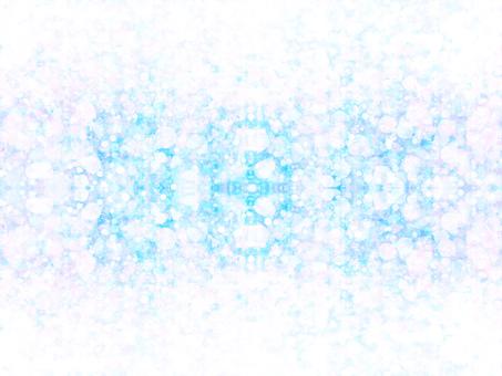 Mixing dots 34 (blue belt)