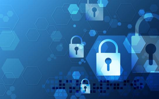 Security image Hexagon