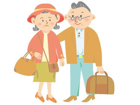 Seniors travel