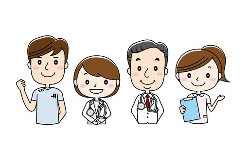 Medical staff 01