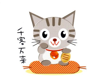 maneki cat (2)