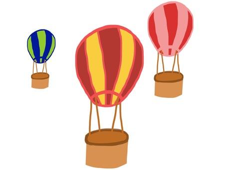 Anniversary Hot Air Balloon Day