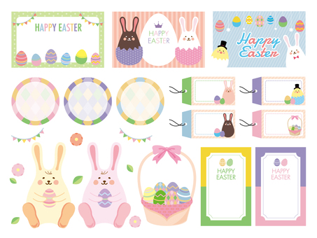Easter frame set