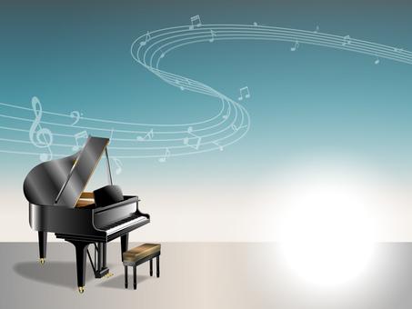 Grand piano No 4