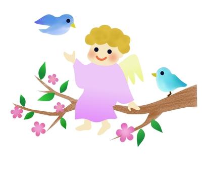 천사와 작은 새 3