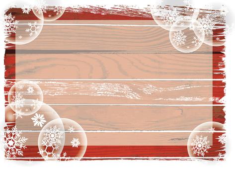 Christmas background material (crimson)