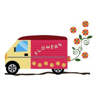 Flower track
