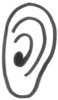I'm listening ☆ ear ear