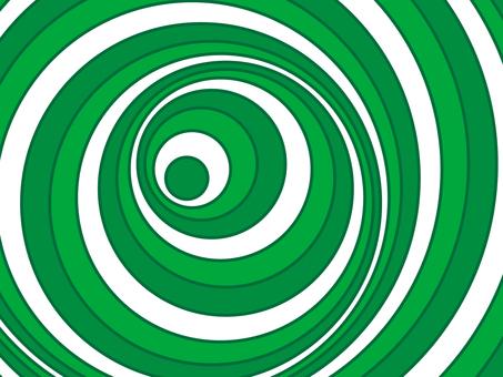 Retro spiral pattern