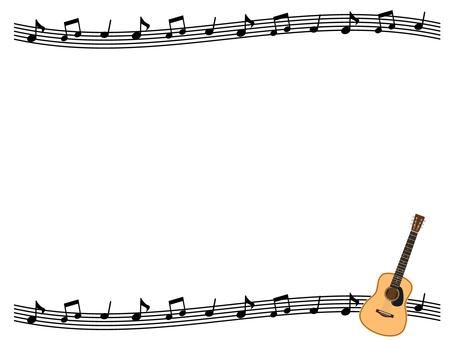 포크 기타의 테두리 2