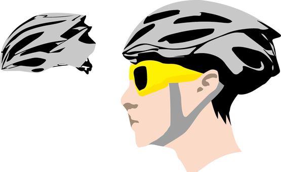 Road Bike Helmet 2