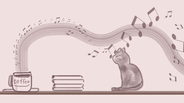 Cats, cafes and music