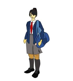 School girls 3